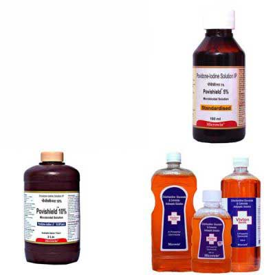Antiseptic Solution